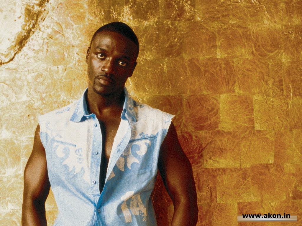 Akon Wallpaper  X